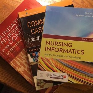 Nursing Book Lot
